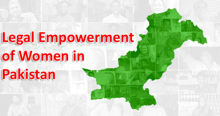 Essay for CSS | Legal Empowerment of Women in Pakistan