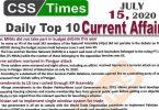 https://www.csstimes.pk/current-affairs-mcqs-july-15-2020/