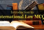 International Law MCQs, CSS MCQs, CSS Optional subject MCQs, MCQs for Intl Law