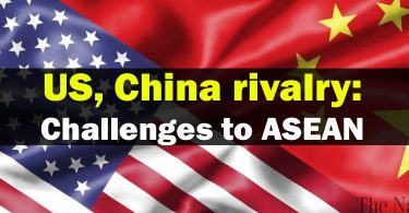 US, China rivalry: Challenges to ASEAN | Essay Material for CSS