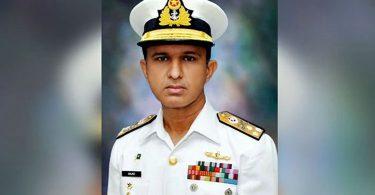 New Naval Chief Admiral Amjad Khan Niazi (Profile)