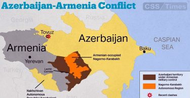 Why Armenia and Azerbaijan could be at the centre of the next global crisis