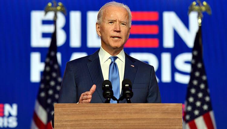 The impact of Biden's victory