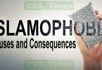 Islamophobia: Causes and consequences