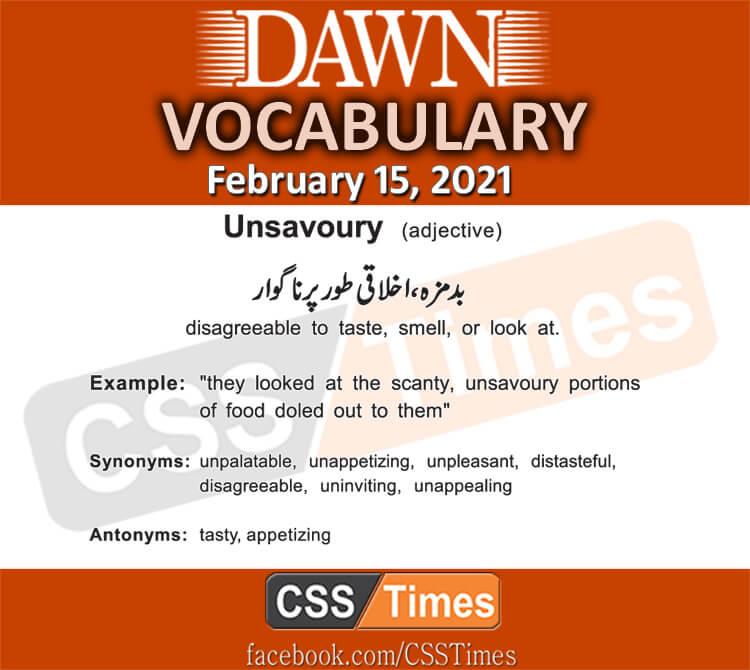 Dawn-Vocabulary-FEB-15-1
