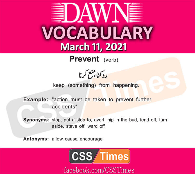 dawn-vocabulary-10-mar-2021