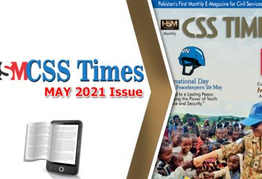HSM CSS Times (May 2021) E-Magazine | Download in PDF Free