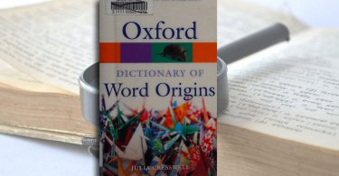 Oxford Dictionary of Word Origins (Download Book in PDF)