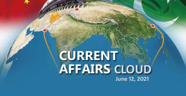 Current Affairs Cloud for CSS /PMS Exams (June 12, 2021)