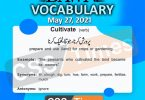 Daily DAWN News Vocabulary with Urdu Meaning (27 May 2021)