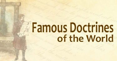 Famous Doctrines of the World